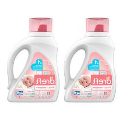 Dreft Stage 1: Active Hypoallergenic Liquid Baby Laundry Det