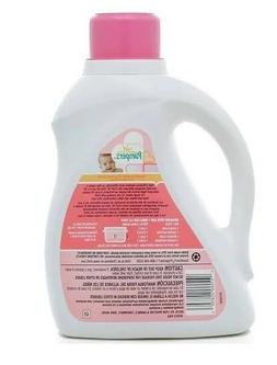 Dreft Stage 1 Newborn Liquid Laundry Detergent, 64 Loads - 1