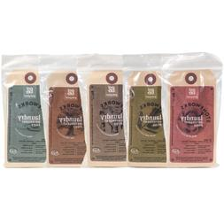 Grab Green Stoneworks Natural Laundry Detergent Pods 5 Piece