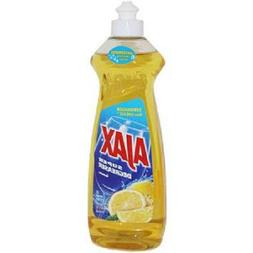 Ajax Super Degreaser Dish Liquid-Lemon - 12.6 oz