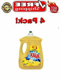 Ajax Super Degreaser Lemon Dishwashing Liquid 90 fl oz