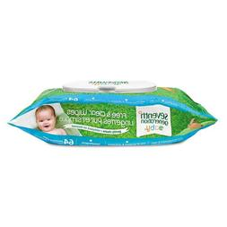 Seventh Generation Thick & Strong Free and Clear Baby Wipes,
