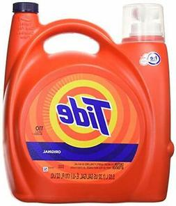 Tide 8317 High Efficiency Laundry Detergent, 170 Fl. Oz. 110