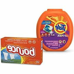 Tide PODS 3 in 1 HE Turbo Laundry Detergent Pacs Spring Mead
