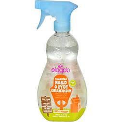Dapple Toy and High Chair Cleaner - Fragrance Free - 16.9 fl