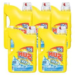 Sun Triple Clean Original Fresh Laundry Detergent Plus Oxi 1