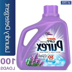Purex Ultra Concentrated Liquid Laundry Detergent with Cryst