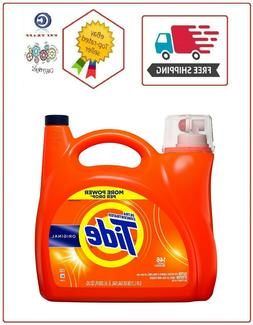 Tide Ultra Concentrated Liquid Laundry Detergent, Original,