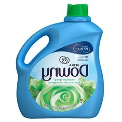 Ultra Downy Fabric Protect Mountain Spring Scent Liquid Fabr