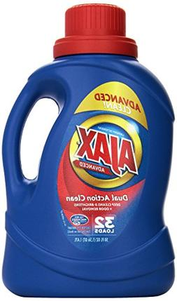 Ajax 2x Ultra Liquid Detergent, 50 oz