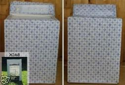Washer Saver Slip Cover with Easy Access From Top and Front