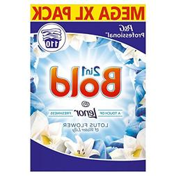 Bold Professional Washing Powder Lotus Flower & Lily 110 Was